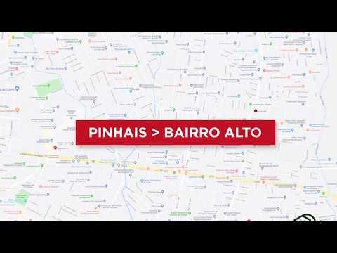 Alterações em linhas de Pinhais
