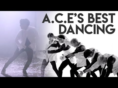 A.C.E are dance aces!