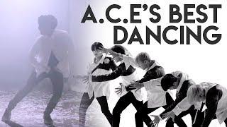A.C.E are dance aces!
