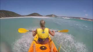 Adventures to the spectacular Double Island Point