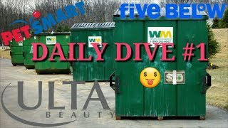 HOW TO MAKE $2800 IN 15 MINUTES! (HUGE Office Max DUMPSTER
