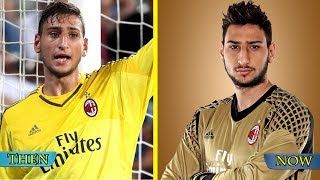 Top 10 Best Goalkeepers In The World | Then & Now | Ft. Donnaruma,Buffon,Bravo...etc