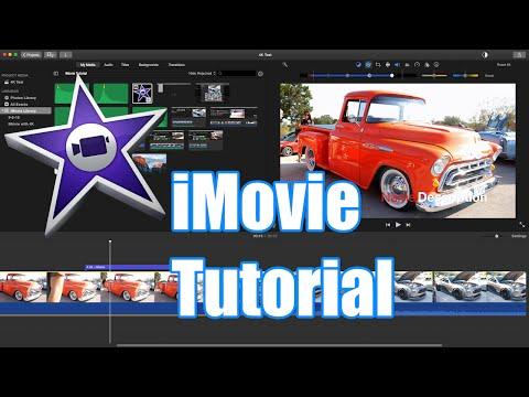 iMovie Tutorial for Beginners – How to Use iMovie