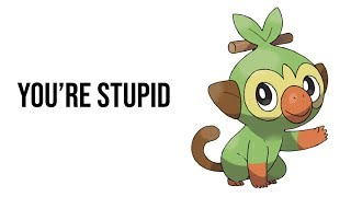 What Your Favorite STARTER POKEMON Says About You!
