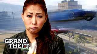 MARI GETS NO F*CKS (Grand Theft Smosh)