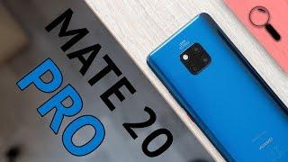 MINDEN téren újít! | Huawei Mate 20 Pro teszt