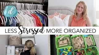 Motivation You Need TO ORGANIZE YOUR HOME!