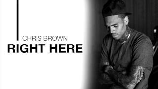 Chris Brown   Right Here (Instrumental)