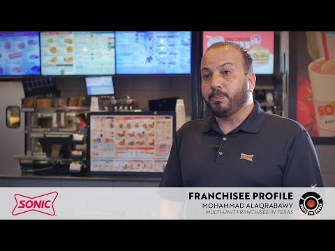, title : 'SONIC Franchisee Profile: Mohammad Alaqrabawy