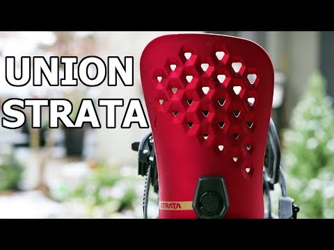 Union Strata Snowboard Binding Review