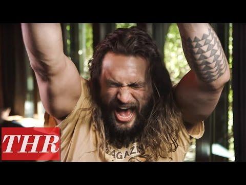 Khal Drogo (But Really Jason Momoa) Plays 'First, Best, Last, Worst' | THR