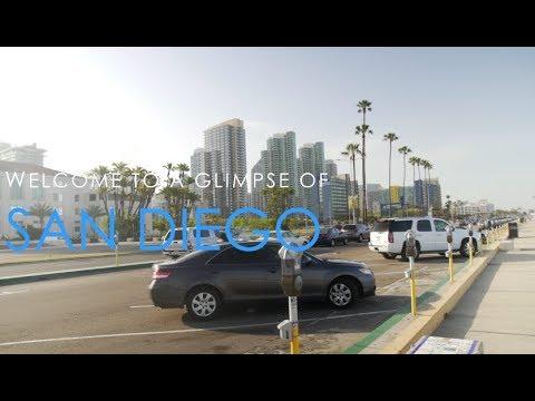 A Glimpse of San Diego