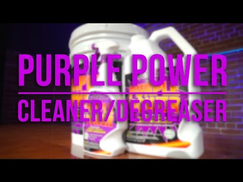 Purple Power Cleaner/Degreaser