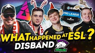 #NAVIVLOG: BLAST Lisbon, VP disband, What happened at ESL?