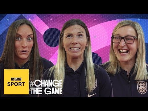 French phrases, fears and Phil Neville: Get to know England's Lionesses | BBC Sport