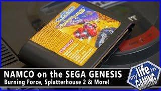 Namco on the Genesis :: Developer Showcase