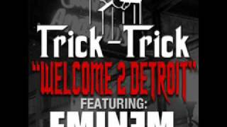Trick Trick Welcome 2 Detroit (ft. Eminem) HQ (High Quality)
