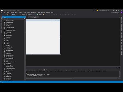 تعلم برمجة سي شارب الدرس 8| اداة Windows Form in c# checkedListBox