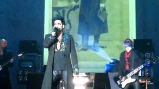 Adam Lambert - A Loaded Smile (Live at Kaapelitehdas 6.11.2010)