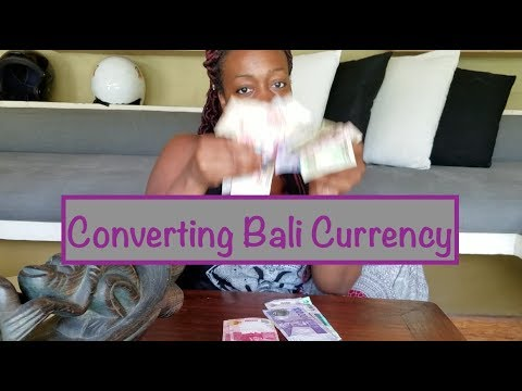 How To Convert Rupiah To Dollars & Euro