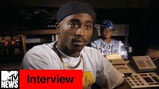 Tupac Talks Donald Trump & Greed in America in 1992 Interview | MTV News