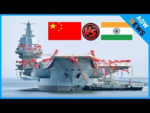 চীনা রণতরী আতংকে দিকিবেদিক ছুটছে ভারত !! India Face Threat To China's Aircraft Career |