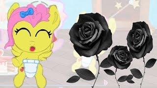 Что случилось 8 марта в доме карманной пони ? в мультике игре для детей.  my little pony