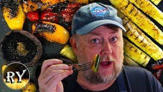 My Favorite Grilled Vegetables