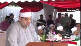Syeikh Yasir Al- Syarqawi   Majlis Pelancaran Tabung Ihya' Ramadhan 1436H   12 Jun 2015