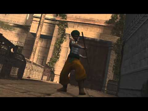 Prince of Persia Trilogy 9 minutes of HD footage
