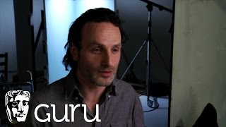 Andrew Lincoln - It Took Me 25 Auditions Before I Got A Part