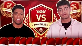 EPIC FIFA 17 FUT CHAMPIONS MONTHLY RED TEAM SHOWDOWN!!