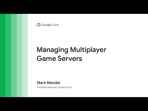 YouTube 動画、Game Servers の概要
