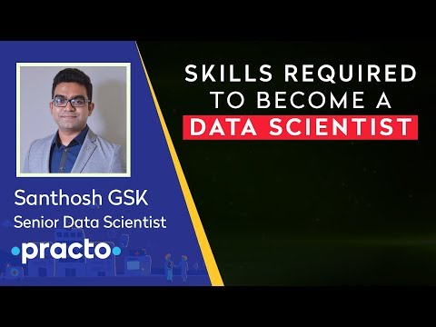 Skills Required to Become a Data Scientist | Learn Data Science Masters Course with Acadgild