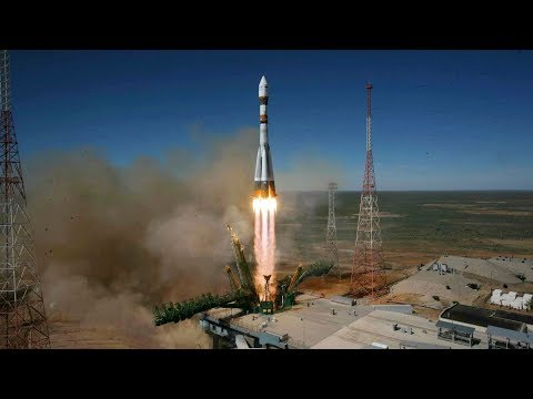FAILED launch of ISS crew on Russian Soyuz rocket (10/11/2018), launch + recovery