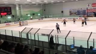 ХК Россошь - ХК Брянск  1 период15.12.14г