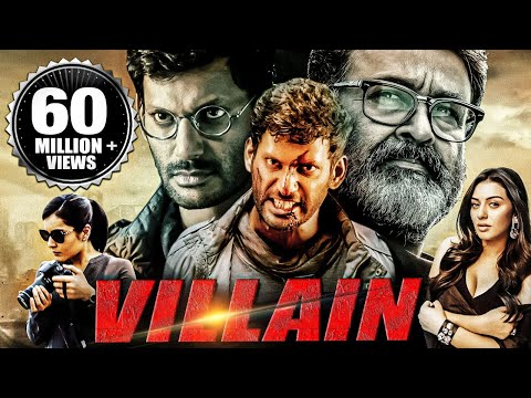 Download Kaun Hai Villain (Villain) 2018 NEW RELEASED Full Hindi Dubbed Movie | Vishal, Mohanlal, Hansika HD Mp4 3GP Video and MP3