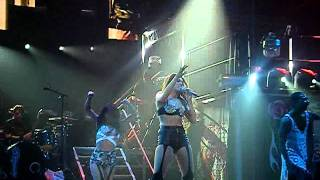 Gypsy Heart Tour à Sydney - Party In The USA Performance - 26/06/11