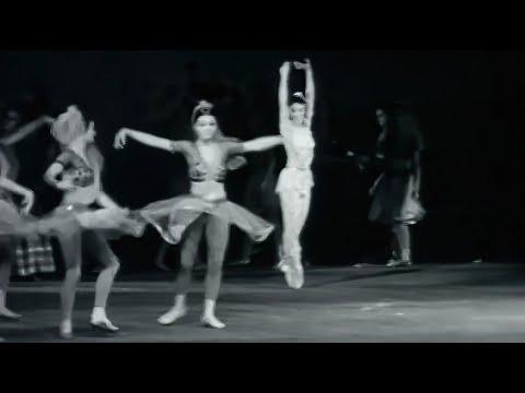 Гастроли Большого театра Узбекской ССР им. А. Навои в Москве 23.08.1973