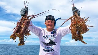 Lobster n' Lionfish {Catch Clean Cook} A FAMILY TRADITION!