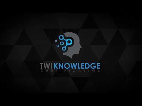 TWI Knowledge Certification Preview