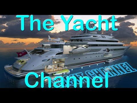 Yacht Channel Trailer