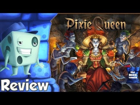 Pixie Queen Review - with Tom Vasel