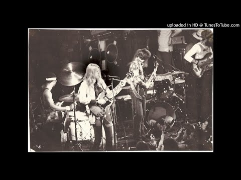 Allman Brothers Band: Win, Lose or Draw, 9/21/75