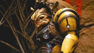 העולמות של Mass Effect Andromeda נחשפים
