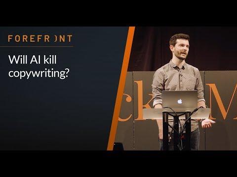 Will AI kill copywriting? | Joe Buzzard | RocketMill