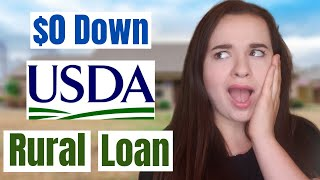 USDA Rural Development Loan 2020 Requirements | What You NEED To Know!