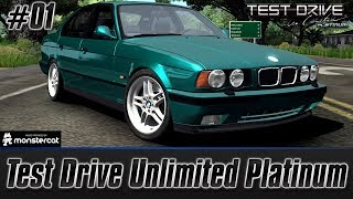 Test Drive Unlimited Platinum [Let's PlayWalkthrough]: Part 1 | THIS IS PARADISE | LOTS OF NEW CARS
