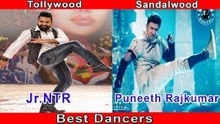 Tollywood and Sandalwood Best Dancers   Jr NTR And Puneeth Rajkumar