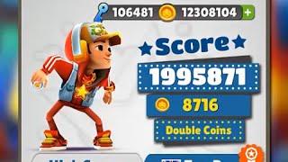 Subway Surfers SYDNEY iPad Gameplay HD #4